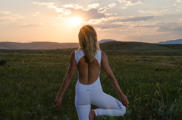 Yoga Fashion Shoot with Yoga Model & Yogini Laura Kantwerk | Denver Yoga Photography