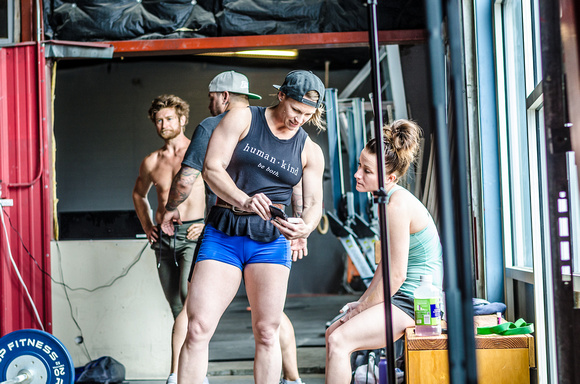 Professional Crossfit Gym Photography #74