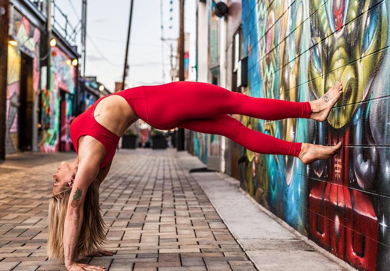 Take the best yoga photos