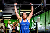 Leslie | Crossfit Women | The Legends Competition