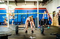 Denver Fitness Photography of Crossfit Women | Crossfit Cherry Creek Triple Threat Competition