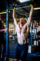 Denver event photography at Crossfit Cherry Creek's Triple Threat Competition | Crossfit Men's Open WOD 12