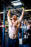 Denver event photography at Crossfit Cherry Creek's Triple Threat Competition | Crossfit Men's Open WOD 13