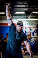 Denver event photography at Crossfit Cherry Creek's Triple Threat Competition | Crossfit Men's Open WOD 17