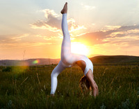 Yoga Photography in Colorado | Denver Yoga Girl & Model Laura Kantwerk | Denver Yoga Photographer