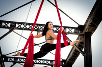 A Step Back in Time | Aerial Dance Photography