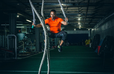 Jump Ropes and a lil' Denver Fitness Photography