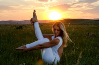 Yoga Girl & Model Laura Kantwerk | Denver Yoga Photography | Yoga Photographer