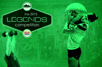 The Legends Crossfit Competition 2015