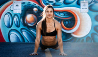 Strong Crossfit Girl | Athlete Erin | Denver Fitness Photographers