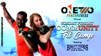 Marketing Material | Fitness Camp | Denver Fitness Photographer