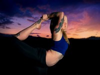 Denver Yoga Photography of  Colorado Yoga Girl of MindBodyMechanism | Denver Yoga Photographer