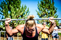 Female Olympic Weightlifter | Denver Fitness Photographer