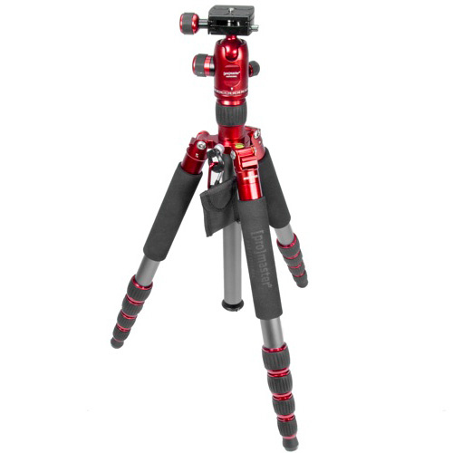 Red ProMaster XC525 camera tripod-Real World Review