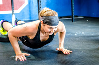 Denver Fitness Photographer capturing Crossfit Women at Triple Threat crossfit competition