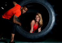 Denver Fitness Photography of person trainers | Denver Fitness Photographers